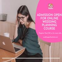 Wedding Planning Certification Online